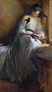 Alexander John White, A Quiet Corner