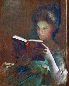 Alexander John White, An interesting book, ca. 1901