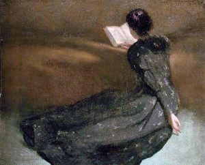 Alexander John White, Repose, 1895