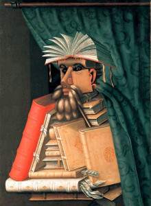 Arcimboldi Giuseppe, The Librarian