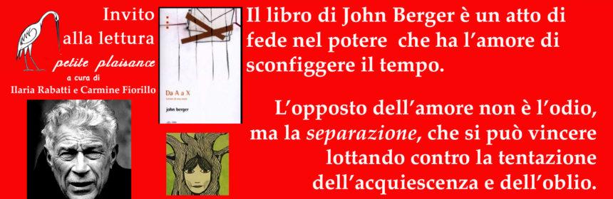 Ilaria Rabatti-John Berger