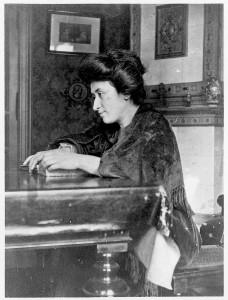 Luxemburg Rosa nel 1907