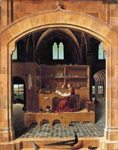 San Girolamo nello studio, 1474