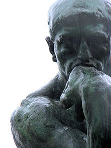 The Thinker, Musee Rodin