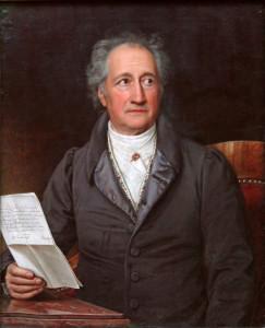 Johann Wolfgang Goete