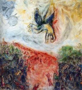 Marc ChagallLa Caduta di Icaro