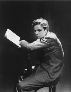 Marlon Brando nel 1946 fotografato da Cecil Beaton