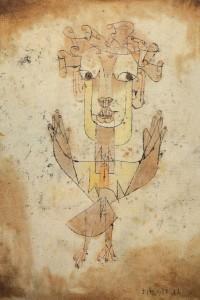 Paul. Klee, Angelus Novus