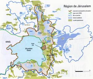 Région de Jérusalem