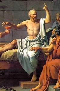Socrate e la cicuta