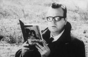 Welles Orson legge Mamma Roma