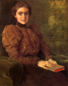 Chase William Merritt, Lady in Brown
