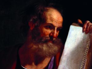 Dipinto del Guercino