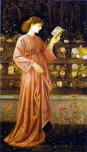 Edward Burne-Jones, Principessa Sabra