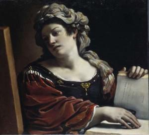 Guercino, Sibilla