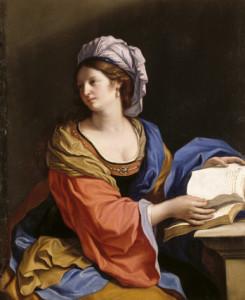 Guercino, Sibilla Persica