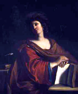Guercino, The Samian sibyl