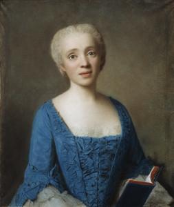 Jean-Etienn Liotard, Marie-Rose de Larlan de Kercadio de Rochefort