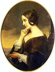 Marie Catherine Sophie, contessa d'Agoult