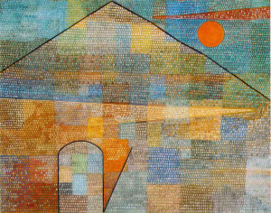 Paul Klee, Ad Parnassum, 1932