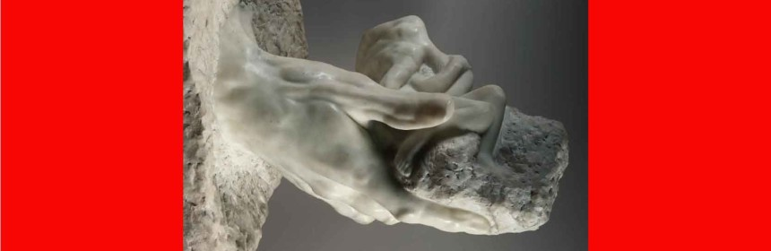 Rodin, The Hand of God, c. 1896-1902