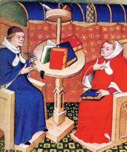 Boccaccio e Petrarca