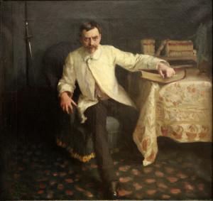 John Singer Sargent, Arsène Vigeant, 1885, Musées de Metz