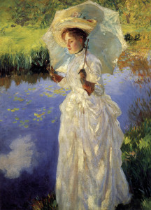 John Singer Sargent, Morning Walk