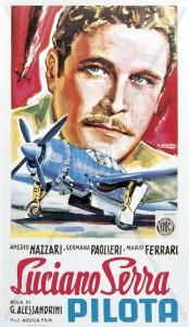 Luciano Serra pilota (1938) di G. Alessandrini