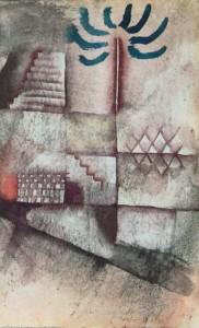 P. Klee, Albero in giardino, 1929