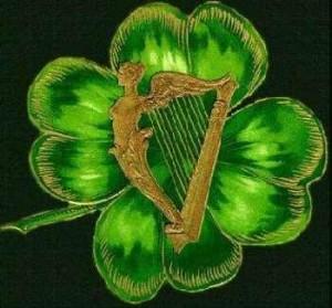 quadrifoglio irlandese