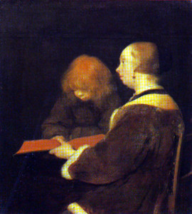 Gerard ter Borch, The reading lesson.jpg