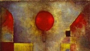 P. Klee, Palloncino rosso