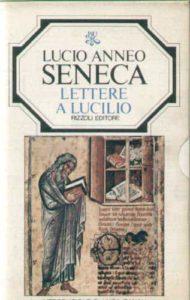 Seneca, Lettere a Lucilio