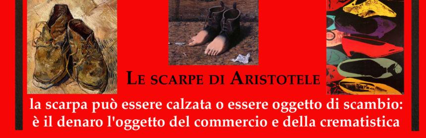 Le scarpe di Aristotele