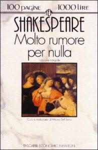 W. Shakespeare, Molto rumore per nulla