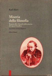 Miseria della filosofia