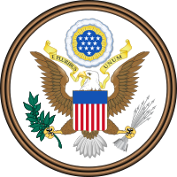 Great Seal of the United States, Diritto dello stemma