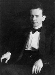 KARL JASPERS (1883 - 1969) Philosophe allemand en 1910.