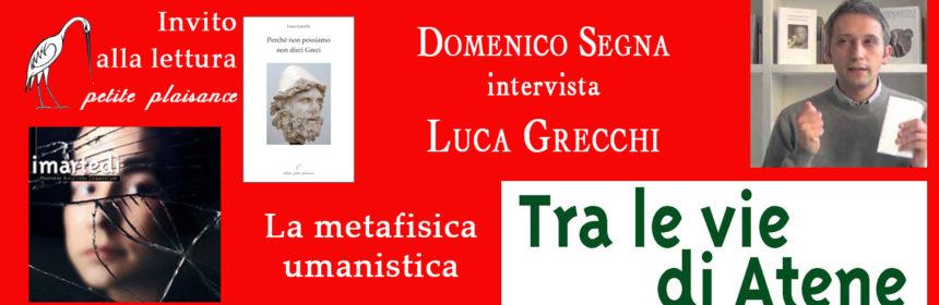 Domenico Segna, Intevista a Grecchi