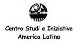 Centro Studi e Iniziative America Latina