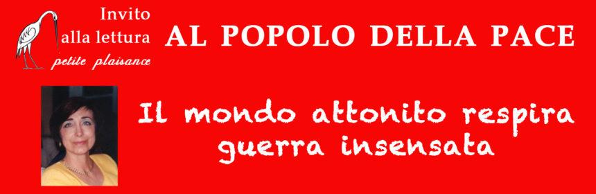 M. Del Serra_Al popolo della pace