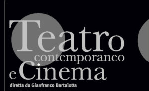 Teatro e cinema contemporaneo