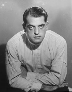 Luis Bunuel ritratto d Man Ray