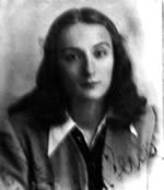 Bianca Guidetti Serra in una foto giovanile