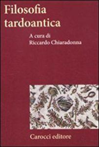 Filosofia tardoantica, Carocci
