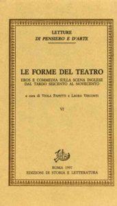 Le forme del teatro