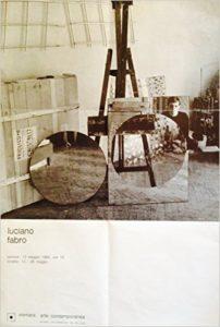 Luciano Fabro, A fogli intercambiabili9, 1965
