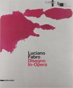 Luciano Fabro. Disegno in-opera