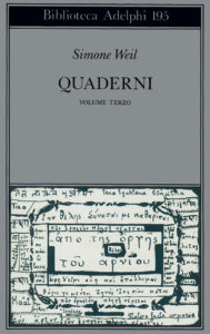 Quaderni vol. III